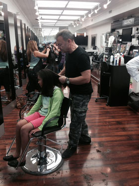 NJ Special Occasion Hair Stylists